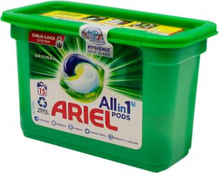 Ariel All in 1 Original Vaskepods - 15 stk