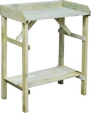 vidaXL plantebord FSC imprægneret fyrretræ 75 x 40 x 90 cm