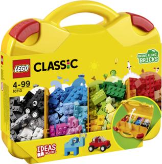 LEGO® CLASSIC 10713 Klossar fantasiväska - sortera efter färger