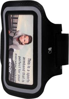 GEAR Sportsarmbånd Universal iPhone6/6S/7/8 Sort