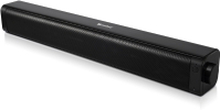 Sandberg Office Soundbar with Mic - Lydbar - trådløs - Bluetooth - 6 Watt