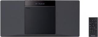 Pioneer X-SMC02D-B Mini Anlæg Sort