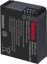 Hama GoPro Batteri CP892 Hero 3 3,7/1000mAh