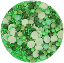 Grönt Strössel Medley - FunCakes