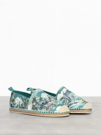 Polo Ralph Lauren Barron Shoe Loafers & slippers Stormy Sea