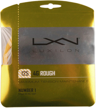 Luxilon 4G Rough Saitenset 12,2m 1.25