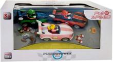 Super Mario Pull Back Cars 3dlg.