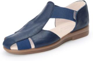 Sandaler för kvinnor från Aerobics blå
