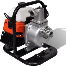 vidaXL Vattenpump bensindriven 2-takt 1,45 kW 0,95 L