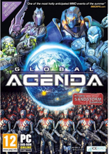 Global Agenda - Windows - MMORPG