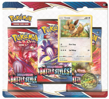 Poke Blister 3P SWSH5 - Sword & Shield Battle Styles