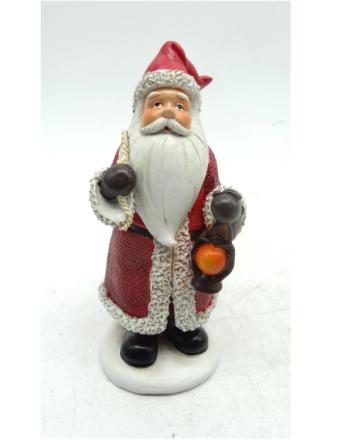 Tomten - Söt figurin till jul 13 cm One-size