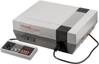 Nintendo NES 8bit Konsollpakke