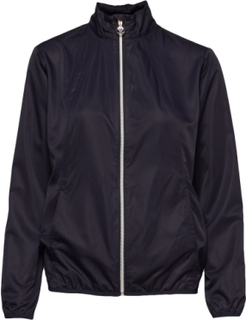Mia Wind Jacket Outerwear Sport Jackets Svart Daily Sports
