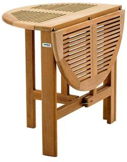 Kircodan Espresso console trädgårdsbord