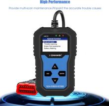 KONNWEI KW350 OBDII 12V Diagnostisk fejlkodelæser til Audi / Volkswagen