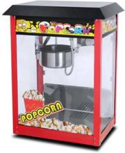 Popcornmaskin Bio