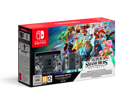 Switch Super Smash Bros. Ultimate Edition