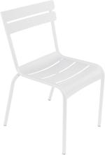 Fermob - Luxembourg Stol, Cotton White