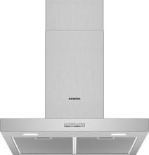 Siemens Lc64bbc50 Vegghengt Ventilator - Rustfritt Stål