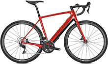 FOCUS Paralane² 9.6 red M | 54cm 2020 El-sykler Racer / Gravel