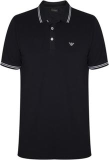 Emporio Armani Emporio Armani marinblå Polo Shirt Navy/blå Large