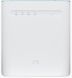 ZTE MF286D-Nordic 4G Router Telia