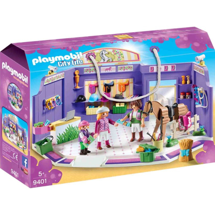 9401 Horse Tack Shop - Lekmer