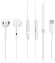 Huawei CM33 USB Type-C In-Ear Headset - Hvid