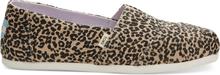 TOMS Schuhe Leopard Canvas Classics Für Damen - Größe 43.5