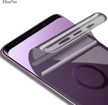 3D Full Cover Soft Hydrogel Membrane Privacy Screen Protector Film for Samsung S8 S9 Plus for Galaxy S 8 9 Plus Anti Spy Film