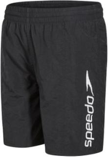 Speedo Challenge 15 Watershort Black/White Badbyxa