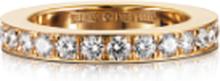 Efva Attling Big Stars & Signature Ring Guld