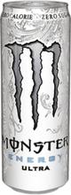 Monster Energy Ultra, 355 ml, Slim White