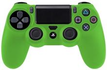 Silikone Beskyttelse til PS4 (Grøn)