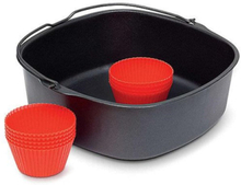 Baking kit for Airfryer XXL incl. 9 muffin cups