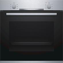 Bosch Hba530bs0s Serie 2 Innbyggingsovn - Rustfritt Stål