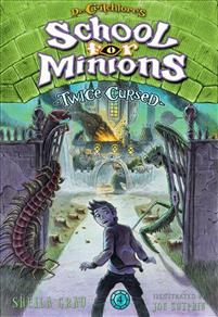 Twice Cursed (Dr. Critchlore's School for Minions - CDON.COM