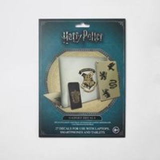 River Island Mens Harry Potter Hogwarts gadget decals set