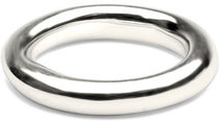 Bolded Ring Silver