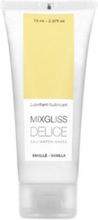 Mixgliss Water-based Lubricant 70ml Delice