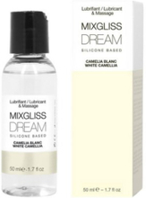 Mixgliss 2-in-1 Silicone Fluid Massage and Lubricant 50ml Dream