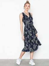 Lauren Ralph Lauren Carana-Sleeveless-Day Dress
