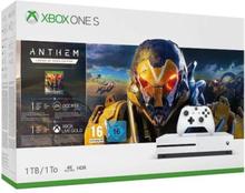 Xbox One S - 1TB (Anthem Legion of Dawn Bundle)
