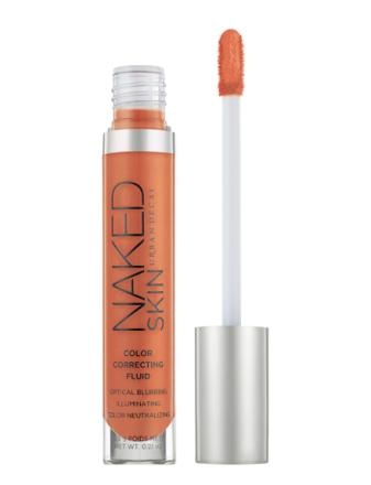 Color Correcting Fluid-Deep Peach