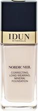 Köp IDUN Minerals Nordic Veil, Jorunn 26 ml IDUN Minerals Foundation fraktfritt