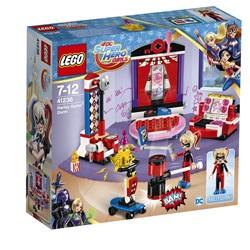 LEGO Super Heroes Harley Quinn™ værelse 41236 - wupti.com
