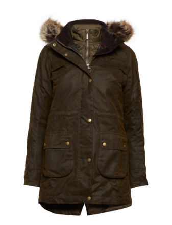 Barbour Dartford Wax