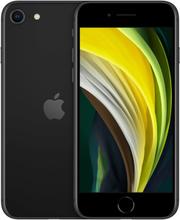 Apple iPhone SE (2020) 128GB A2296 Dual sim ohne SIM-Lock (nano-SIM + eSIM)- Schwarz