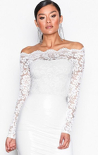 NLY One Off Shoulder Lace Body Bodys